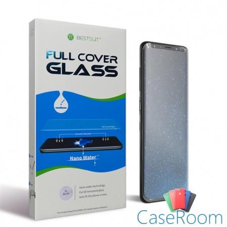 Защитное стекло Full Glue BESTSUIT NANO WATER для Samsung S8