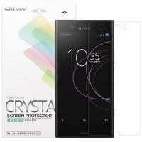 Защитная пленка Nillkin Crystal для Sony Xperia XZ1 Compact С рисунком (13312)