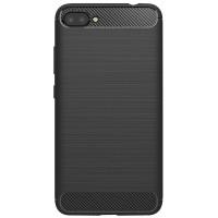 TPU чехол iPaky Slim Series для Asus Zenfone 4 Max / 4 Max Plus / 4 Max Pro (ZC554KL) Черный (12074)