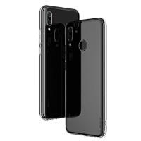 TPU чехол iPaky Clear Series (+стекло) для Huawei Nova 3 Белый (13699)