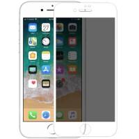 Защитное стекло Nillkin Privacy Glass Full Screen (3D AP+MAX) для Apple iPhone 7 / 8 / SE (2020) Белый (21529)