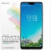 Защитная пленка Nillkin Crystal для Asus Zenfone Max Pro M2 (ZB631KL) С рисунком (16109)