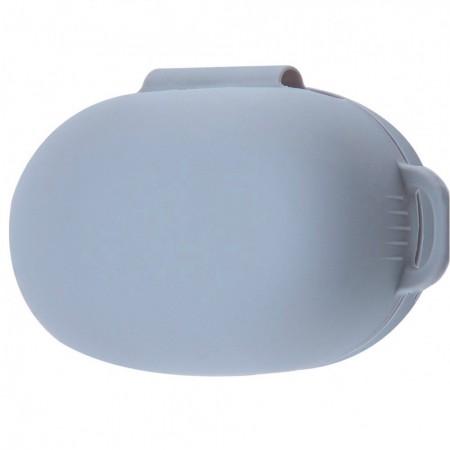 Силиконовый футляр для наушников AirDots Серый (19567)