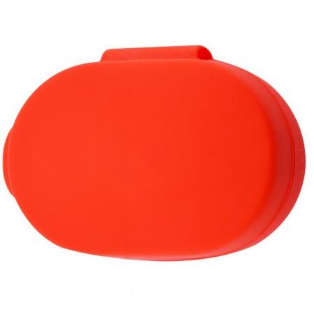 Силиконовый футляр для наушников AirDots Красный (19560)
