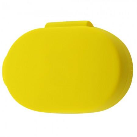 Силиконовый футляр для наушников AirDots Желтый (19559)