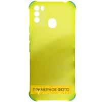 TPU чехол Ease Glossy Buttons Full Camera для TECNO POP 3 Желтый (19123)