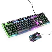 Игровая клавиатура + мышь Hoco GM11 Черный (22477)