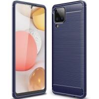 TPU чехол Slim Series для Samsung Galaxy A22 4G / M32 Синий (23591)