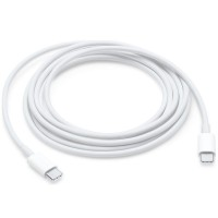 Дата кабель для Apple iPhone USB-C to Type-C (AAA grade) (1m) (тех.уп.) Белый (23226)
