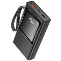 Портативное зарядное устройство Power Bank Hoco Q4 Unifier 10000 mAh Чорний (23528)