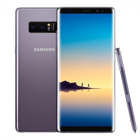 Защитное стекло 5D для Samsung Note 8