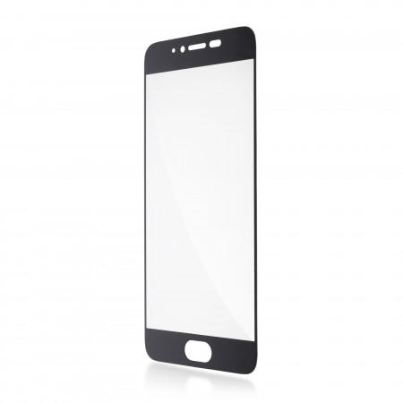 Защитное стекло Full Cover для Meizu Pro 6 Plus BLACK (черное)