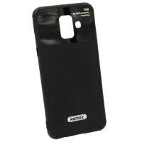 Чехол Remax для Samsung A6 2018 A600 Черный (3166)