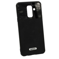 Чехол Remax для Samsung A6+ 2018 A605 Черный (3165)