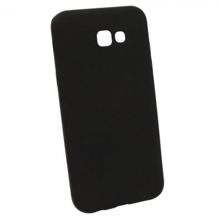 Чехол для Samsung A7 2017 A720 Черный (3255_1)