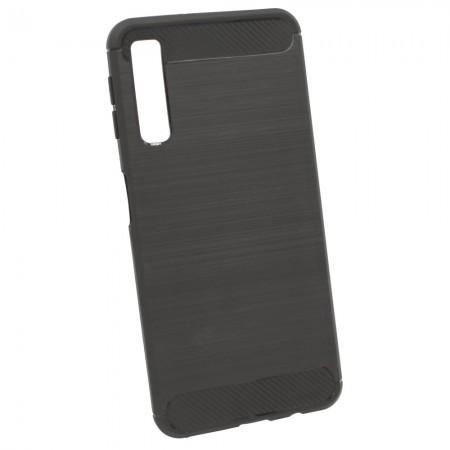 Чехол для Samsung A7 2018 A750 Синий (3631)