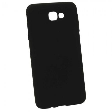 Чехол для Samsung J5 Prime G570f Soft Touch Черный (1048)