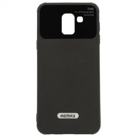 Чехол для Samsung J6 2018 J600 Remax Чёрный (3167)