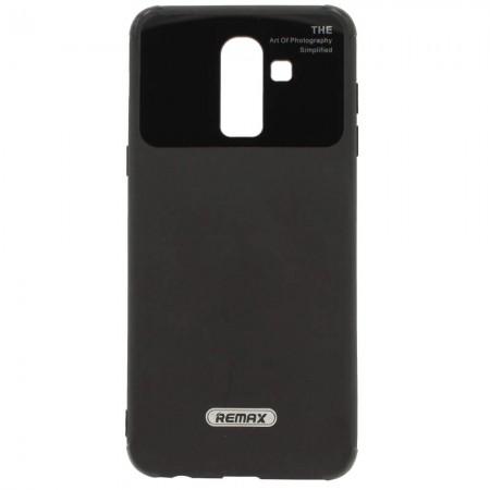 Чехол для Samsung J8 2018 Remax Чёрный (3459)