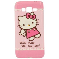 Чехол для Samsung Galaxy Prime G530 G531 Hello Kitty (1105)
