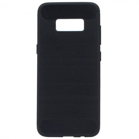 Чехол для Samsung Galaxy S8 TPU Carbone Blue (3634)