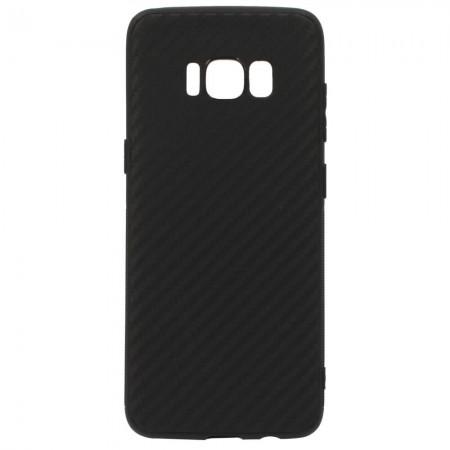 Чехол для Samsung Galaxy S8 Carbon Ultra Черный (3737)
