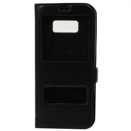 Чехол-книжка для Samsung Galaxy S8 Momax Чёрный (3779)