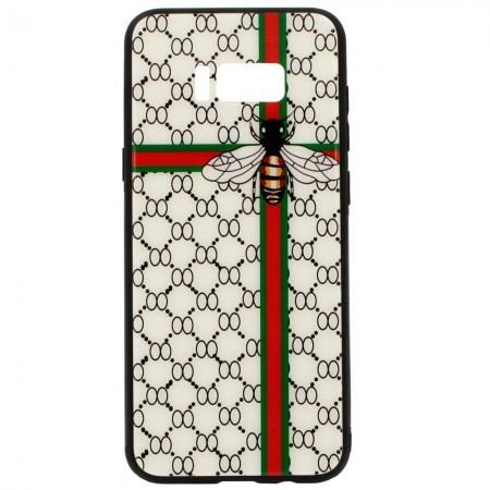 Чехол для Samsung Galaxy S8 Plus Glass Gucci (3175)