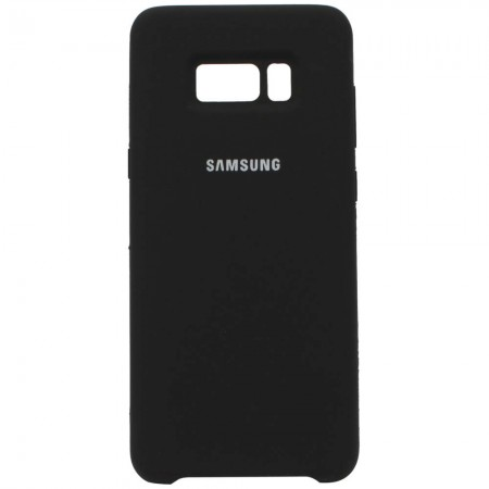 Чехол для Samsung Galaxy S8 Plus Silicone Cover (1800)