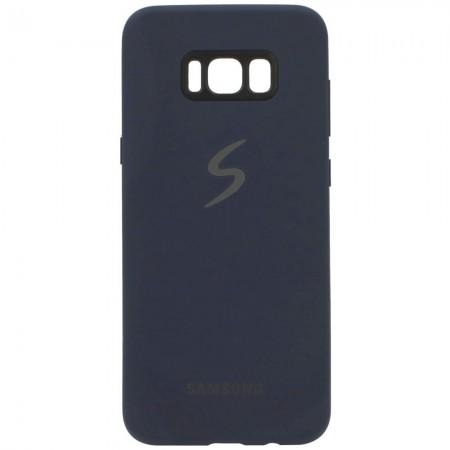 Чехол для Samsung Galaxy S8 Plus Silicone Case (1408)