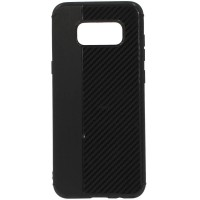 Чехол для Samsung Galaxy S8 Plus Silicone Case Carbon (2445)