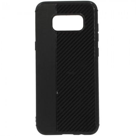Чехол для Samsung Galaxy S8 Plus Silicone Case Carbon (2445)