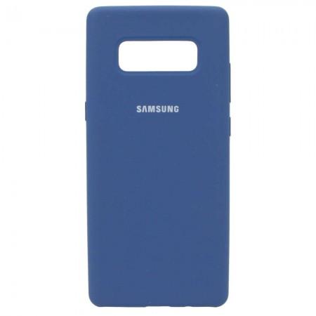 Чехол для Samsung Galaxy Note 8 Silicone Case (3647)