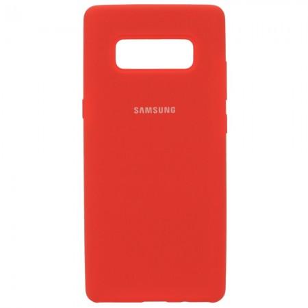 Чехол для Samsung Galaxy Note 8 Silicone Case (3715)