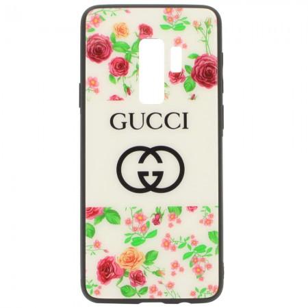 Чехол для Samsung Galaxy S9 Plus Gucci Flowers (3174_4)