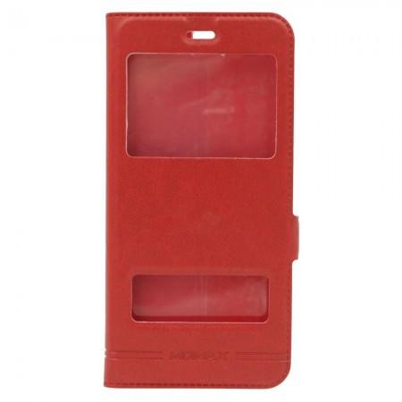 Чехол-книжка Momax для Huawei P10 Plus Красный (2186)