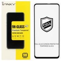 Защитное стекло iPaky для Samsung Galaxy A60 Чёрное (4316)