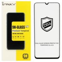 Защитное стекло iPaky для Samsung Galaxy A70 BLACK (4317)