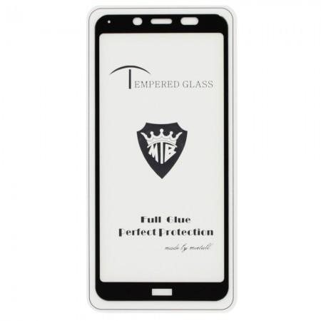 Защитное стекло Mietable для Xiaomi Redmi 7a Full Glue (4866)