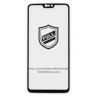 Захисне скло iPaky для OnePlus 6 Black (4899)