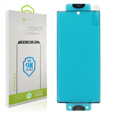 Гибкое защитное стекло 5D BestSuit Flexible для Samsung Galaxy Note 10 Full Cover (4908)