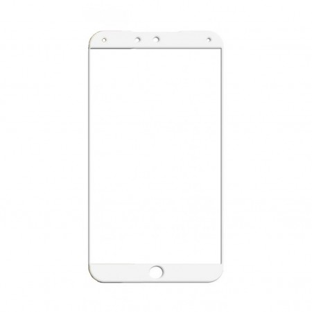 Защитное стекло Rinco для Meizu M15 White Full Cover (3268)