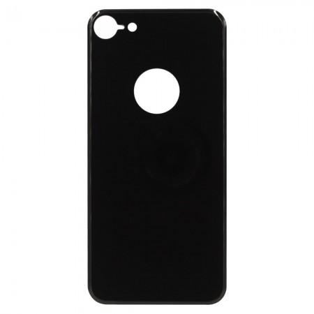 Защитное стекло на заднюю панель Rinco для Apple iPhone 7 / iPhone 8 Black (2995)