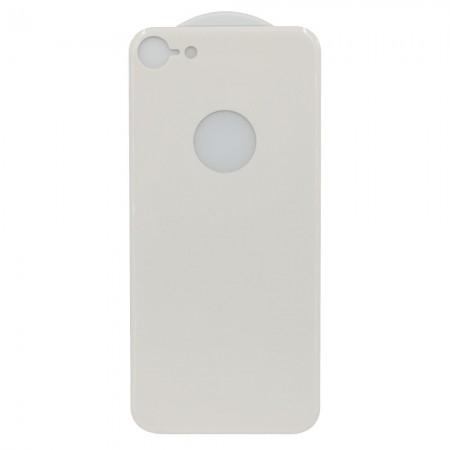 Защитное стекло на заднюю панель Rinco для Apple iPhone 7 / iPhone 8 White (2257)