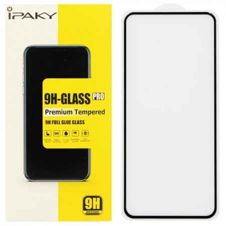 Защитное стекло iPaky для Realme 6 Full Glue (6122)