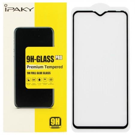 Защитное стекло iPaky для Realme C2 Full Glue (6124)