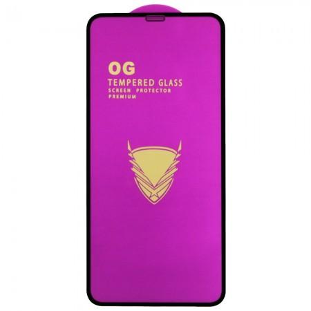 Защитное стекло LZ OG 5D для Apple iPhone X / Xs / 11 Pro Full Glue (6191)