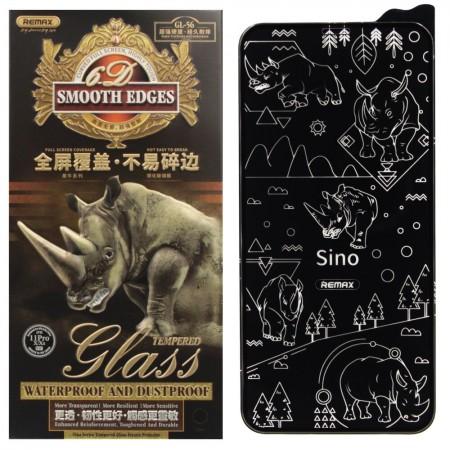 Защитное стекло 5D Remax для Apple iPhone 11 Pro Max / Ms Max GL-56 Smooth Edges (6498)
