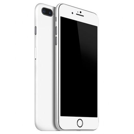 Защитное стекло 5D для iPhone 7 Plus / 8 Plus WHITE (белое)
