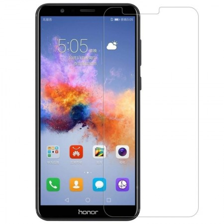 Защитное стекло для Huawei Honor 7X (прозрачное)